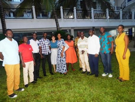 SOLSOC>> Visite de travail au Burundi