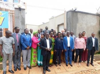 RENCONTRE INTERNATIONALE DES  MUTUALISTES  DE L'AFRIQUE CENTRALE